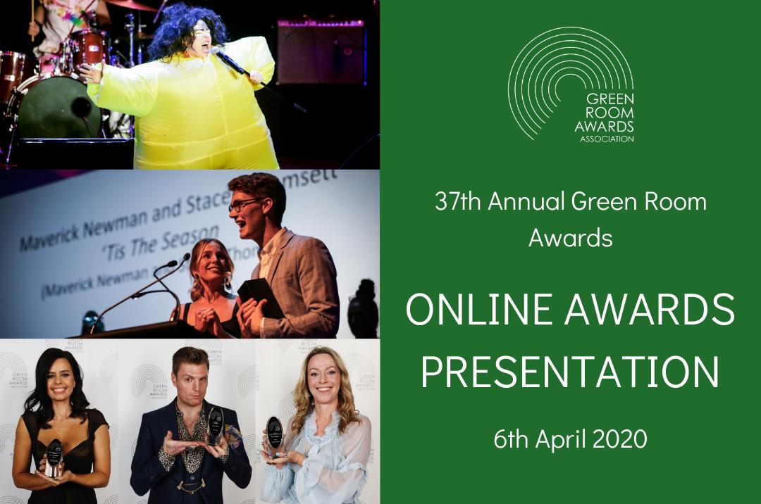 Online Awards Presentation